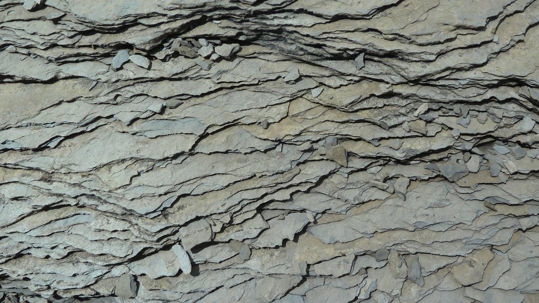 La pizarra origen y usos bloques cando for Pizarra roca