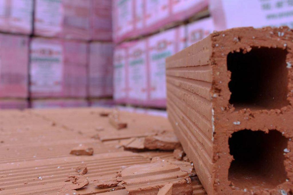 materiales de construcci n el ladrillo bloques cando