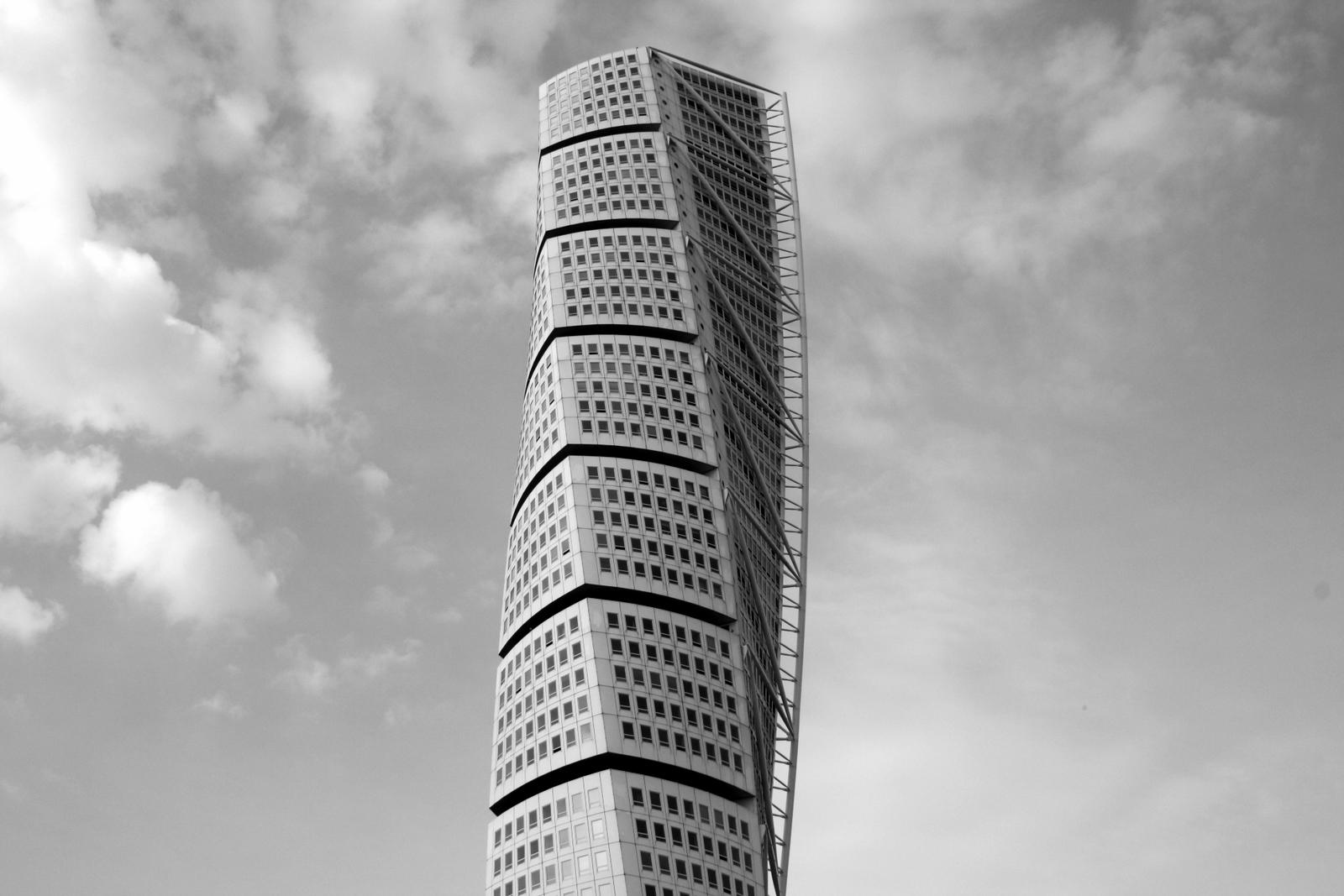 El Edificio Turning Torso Malmo Suecia