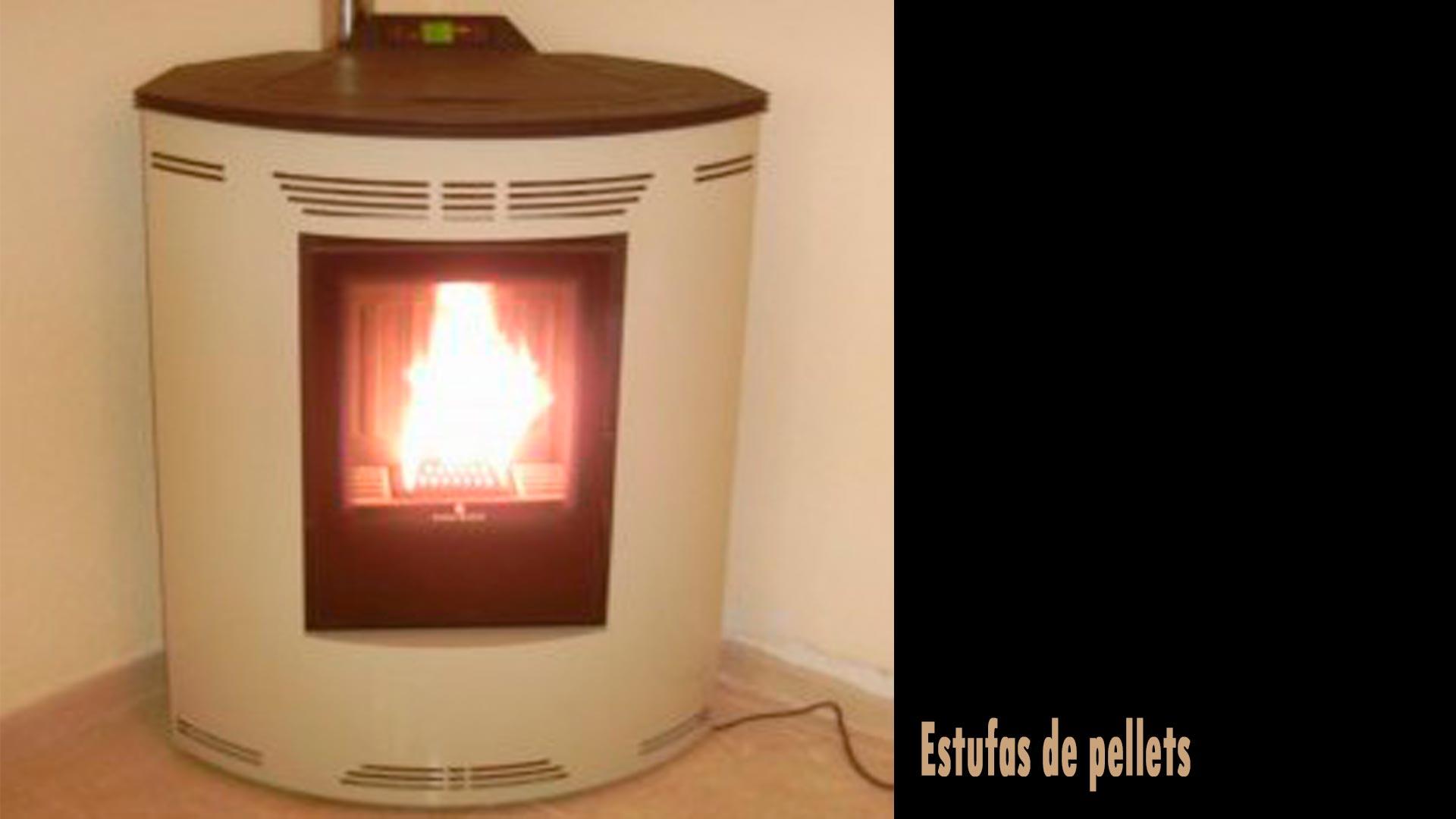 Precio estufas de pellets simple precio estufas de - Instalar estufa de pellets ...