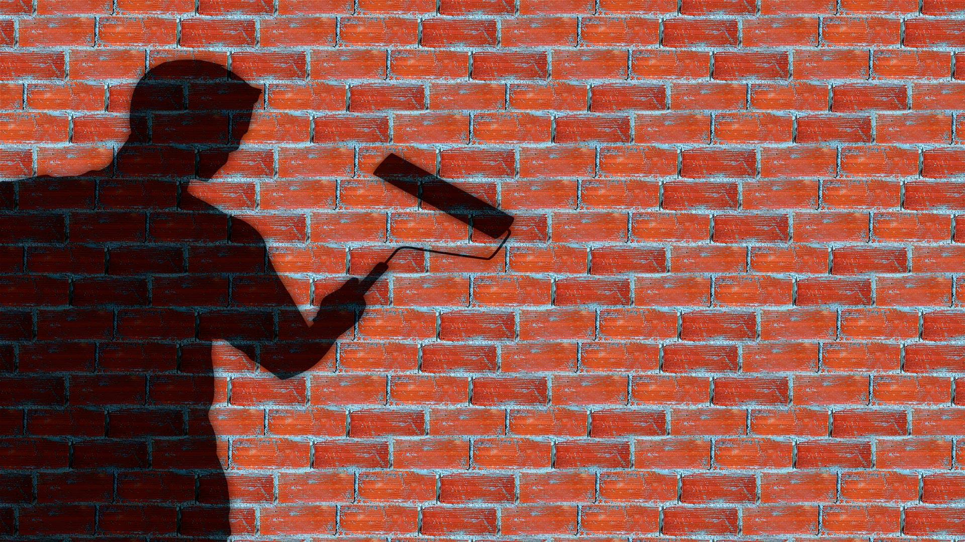 Unos consejos para pintar la fachada de una casa - Pasos para pintar una pared ...