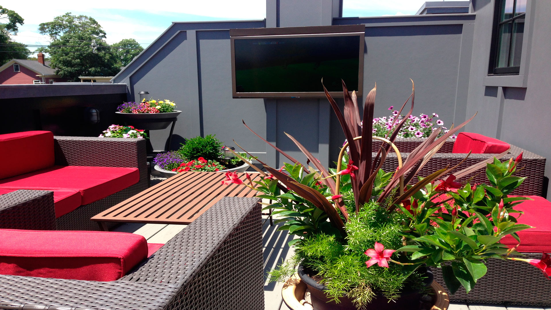 Cerrar una terraza perfect ideas para decorar casas - Ideas para cerrar una terraza ...