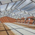 Nave Con Cubierta Agrotherm En Quemada-Burgos