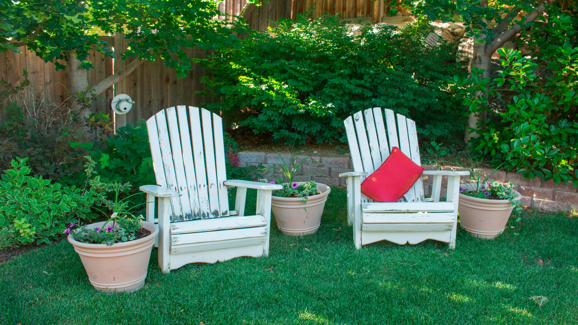 Protege los muebles de madera del exterior - Muebles exterior madera ...