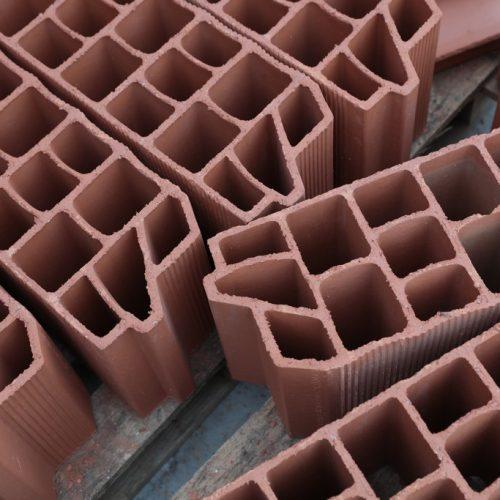 Bovedillas cerámicas
