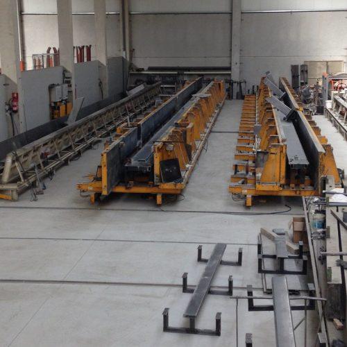 Fabricación pilares