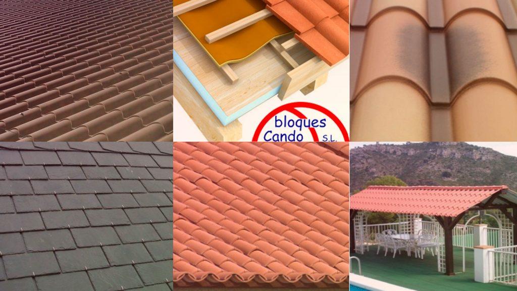 Elige bien la cubierta de tu tejado for Tejados prefabricados