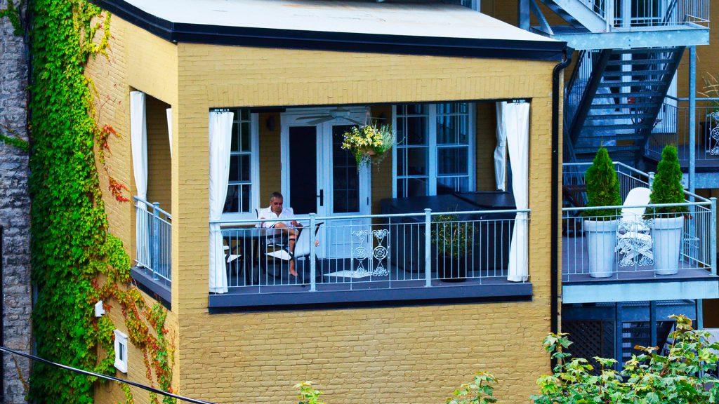 Quieres cerrar el balc n o la terraza ten esto en cuenta - Cerrar balcon ...