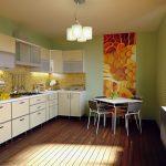 Decora tu cocina y tu baño con papel pintado 1920