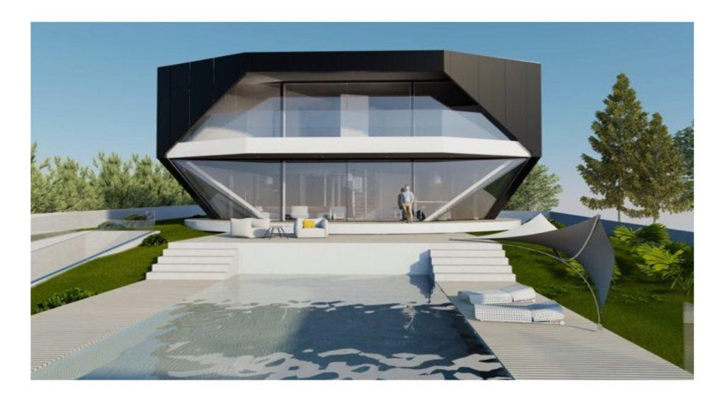 El giro hacia la sostenibilidad de la arquitectura las for Casa de los azulejos arquitectura