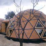Sabes lo que son las casas geodesicas.1920