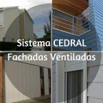 Conoces el Sistema CEDRAL Fachadas Ventiladas