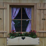 Mantenimiento de las ventanas de madera1920