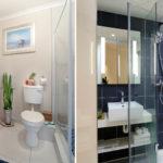 Ideas para decorar baños pequeños 1920