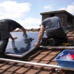 Con la caida de mas del 81en el precio de los paneles solares experimentan un boom.1920