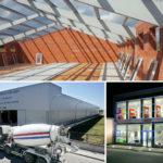 Fabricamos estructuras para naves agrícolas, ganaderas e industriales1920