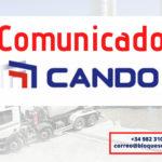 MEDIDAS ADOPTADAS POR BLOQUES CANDO RELACIONADAS CON LA SITUACIÓN SANITARIA PROVOCADA POR EL COVID-19