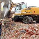En los trabajos de demolicion las medidas de seguridad dependen mucho de los conocimientos y destreza de los obreros1920