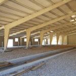 En la construccion de naves para ganado cada vez se tiene mas en cuenta el bienestar animal1920